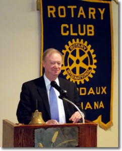 Thibodaux Rotary Club - LA Secretary of State