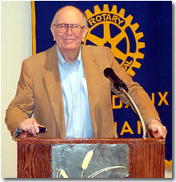 Jim Barrnidge - Thibodaux Rotary Club Event