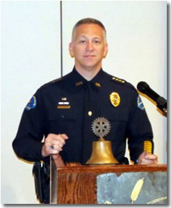Thibodaux Rotary Club - Scott Silvera Thibodaux Chief of Police